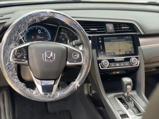 New Honda CIvic Touring + 2017+ Automática + 1.5 Turbo (173cv) + Prazer em dirigir! - Foto 10