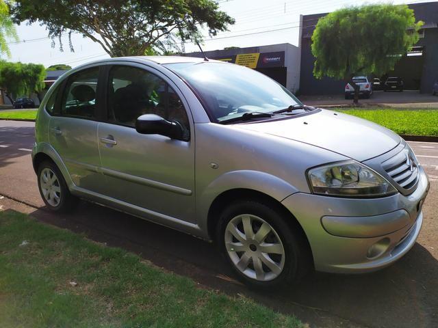 Citroen C3 1.4 Exclusive 2008 Baixo Km. Financio !!!! - Foto 9