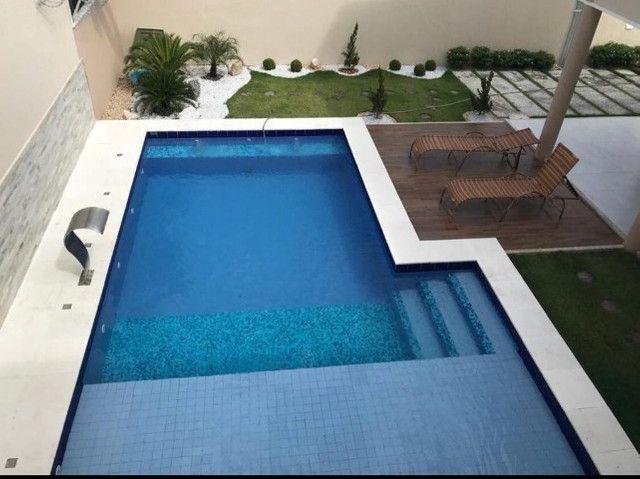 CD 017, Sapiranga, Casa duplex com 05 quartos, 03 vagas, 250 m2, piscina - Foto 5
