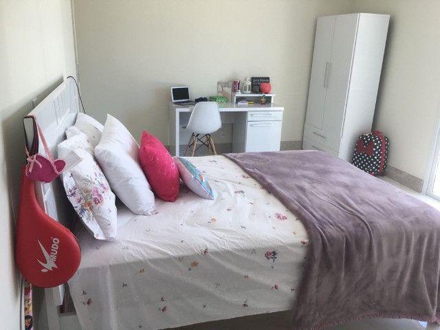 Casa duplex no Residencial Alphaville com 4 quartos sendo 2 suítes - Foto 8