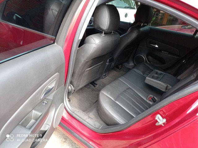 Cruze LT motor 1.8 ano 2013 automático Extra - Foto 5