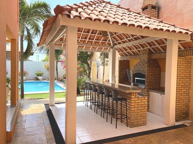 Casa duplex 500m² com 4 suítes máster 5 Vagas Cobertas. De Lourdes (Dunas) Fortaleza - CE - Foto 7