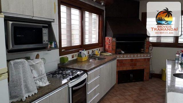 Um espetáculo de casa com 04 dorm (01 suíte), mobiliada, na Zona Nova de Tramandaí - Foto 11