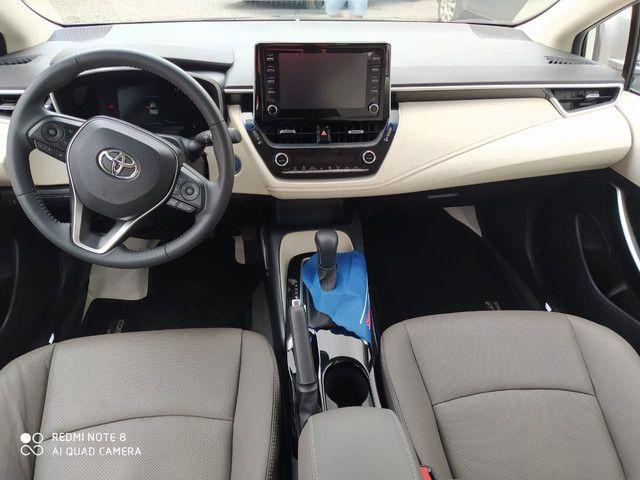 Corolla Altis Premium Hybrid 2020/2021 - Foto 4