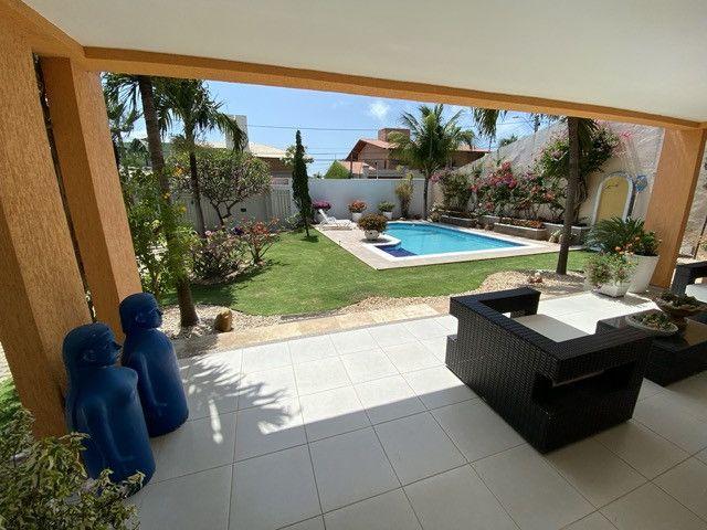 Casa duplex 500m² com 4 suítes máster 5 Vagas Cobertas. De Lourdes (Dunas) Fortaleza - CE - Foto 4
