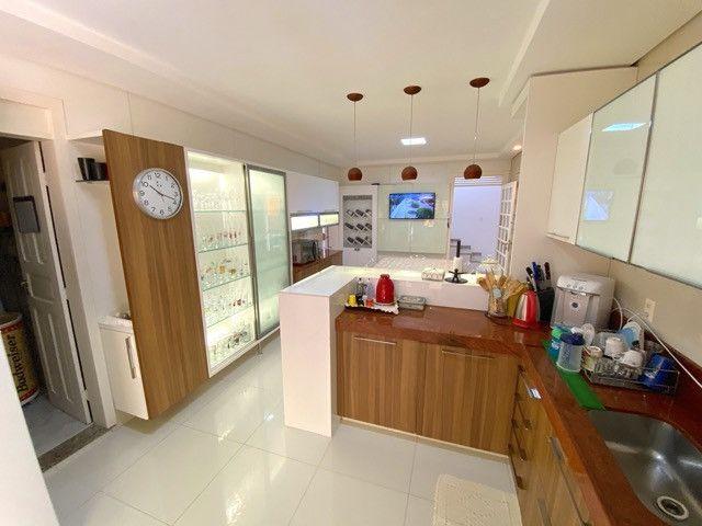 Casa duplex 500m² com 4 suítes máster 5 Vagas Cobertas. De Lourdes (Dunas) Fortaleza - CE - Foto 9