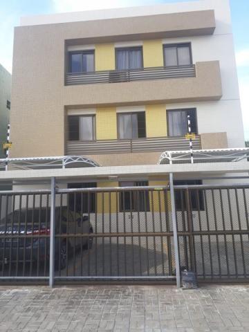 Apartamento à venda com 2 dormitórios em Bancários, João pessoa cod:009134