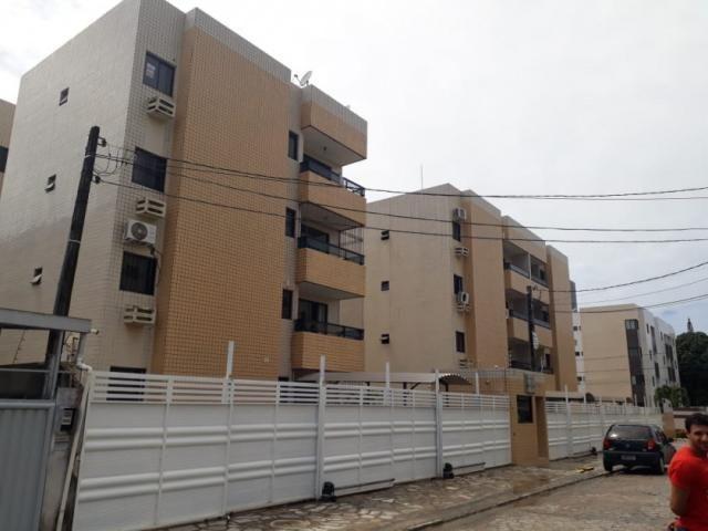 Apartamento à venda com 3 dormitórios em Bancários, João pessoa cod:006558 - Foto 3