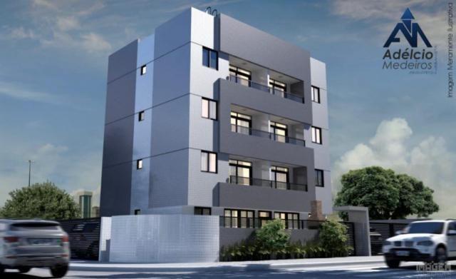 Apartamento à venda com 02 dormitórios em Valentina, João pessoa cod:009177 - Foto 7