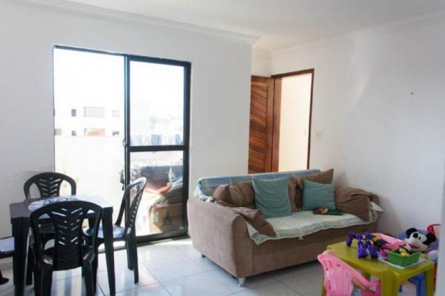 Apartamento à venda com 2 dormitórios em Cidade universitária, João pessoa cod:005508 - Foto 2