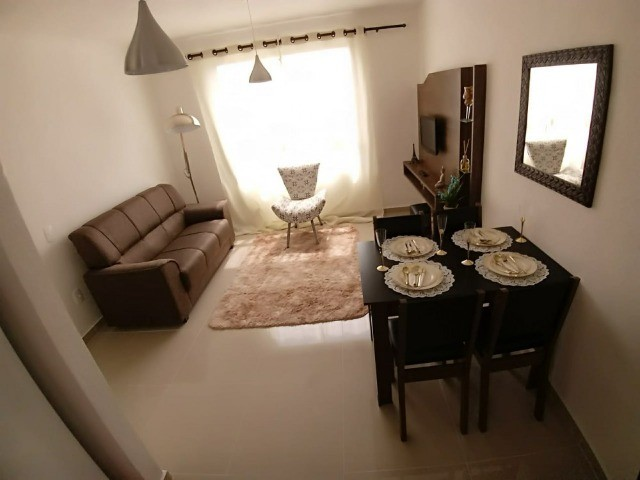 (CS) Apartamento na Trindade - Solar dos Oitis