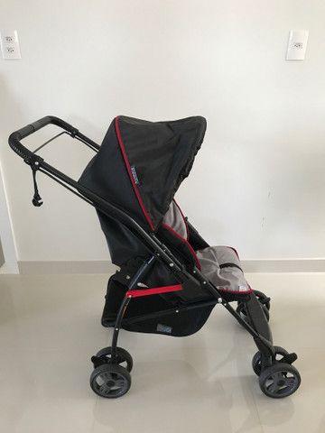 Carrinho bebê Galzerano Milano Reversível II  - Foto 2