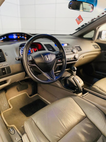 Civic 1.8 LXS - 2009  - Foto 6