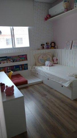 Casa de condomínio à venda com 3 dormitórios em Vargem pequena, Rio de janeiro cod:BI9159 - Foto 5