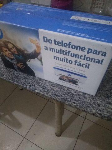 Multifuncional Jato De Tinta Colorida Wireless Advantage 377 - Foto 2