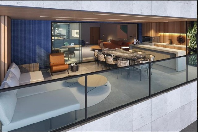 Apartamento para venda tem 278 metros quadrados com 4 quartos em Guaxuma - Maceió - AL - Foto 4