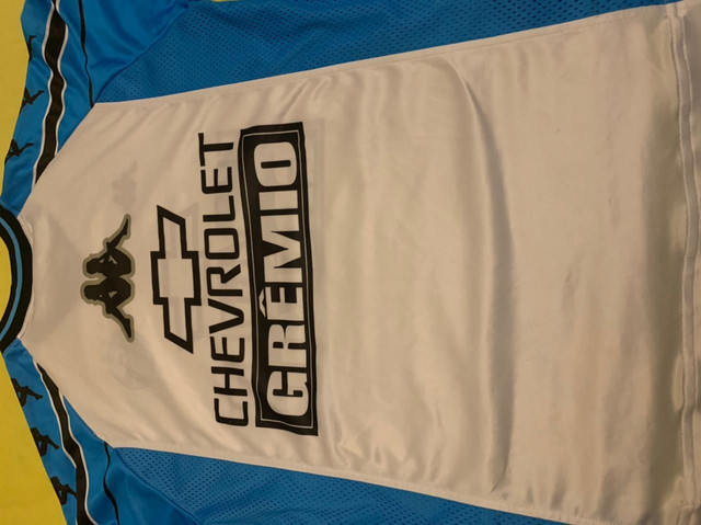 Camisa Grêmio Kappa  - Foto 4