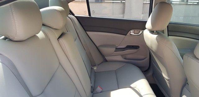 Honda Civic New  LXR 2.0 i-VTEC (Aut) (Flex) - Foto 14