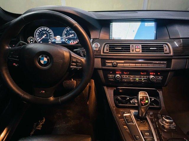 BMW 535I M Sport 2014 Blindada apenas 38mil km! - Foto 16