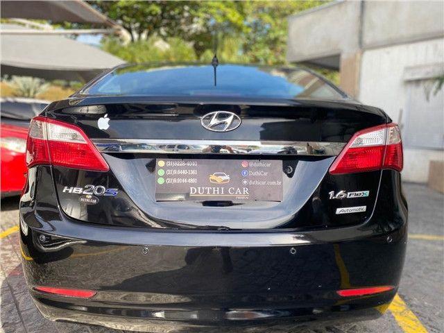 Hyundai Hb20 S completo GNV de 5ª geração automatico novo demais - Foto 5