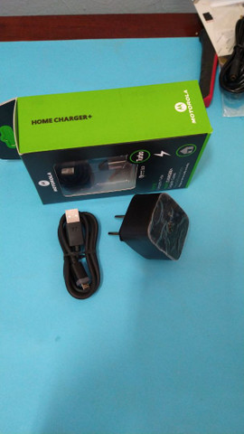 Carregador turbo Motorola (novo) entrego - Foto 3