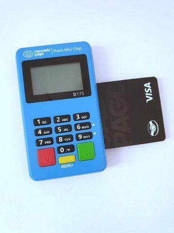 Aumente suas vendas!! Maquininha de cartão  - Foto 2