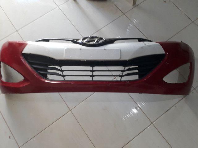 Parachoque Dianteiro Hyundai Hb20 2013 2014 2015