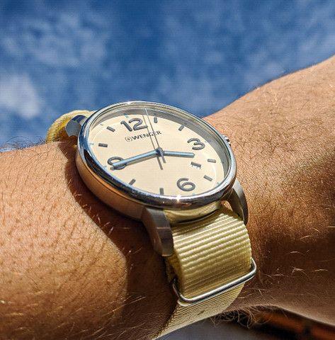 Relógio Wenger Suíço - Foto 2