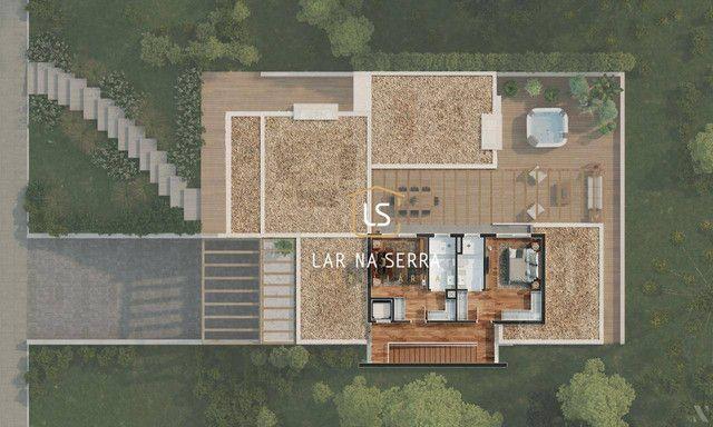 Casa com 3 dormitórios à venda, 430 m² por R$ 3.200.000,00 - Altos Pinheiros - Canela/RS - Foto 2