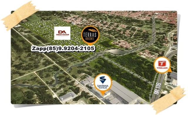 Loteamento Terras Horizonte %$#