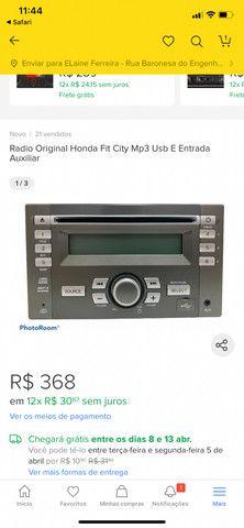 Radio Original Honda