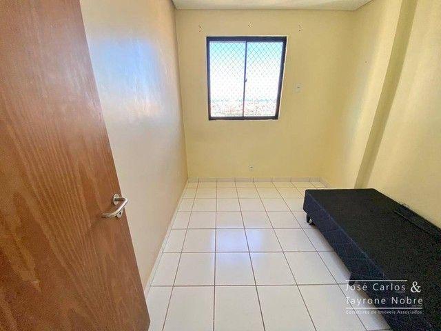 Apartamento com 3 quartos, andar alto, 2 vagas - Renascença Bancários - Foto 12