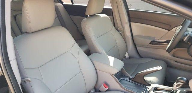 Honda Civic New  LXR 2.0 i-VTEC (Aut) (Flex) - Foto 9