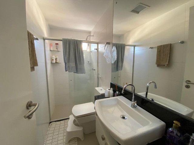 Apartamento 3 Suítes, Mobiliado, 157m², Alto Padrão - Ponta Verde - Foto 7