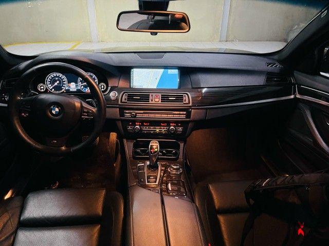 BMW 535I M Sport 2014 Blindada apenas 38mil km! - Foto 14