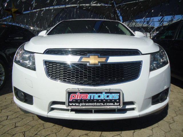 Chevrolet cruze sedan 1.8 4p ltz ecotec flex automatico 2012
