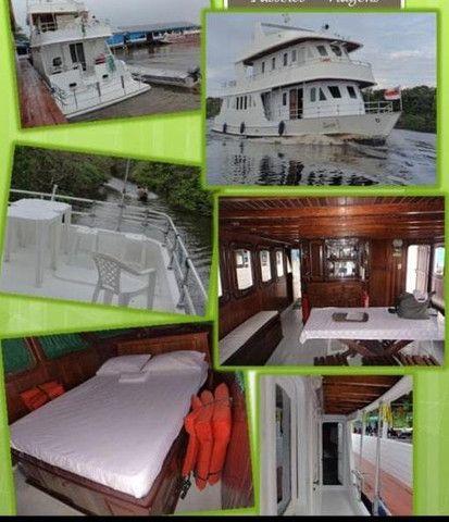 Barco Leao - Excelente Barco, Em perfeito Estado.. - Foto 3