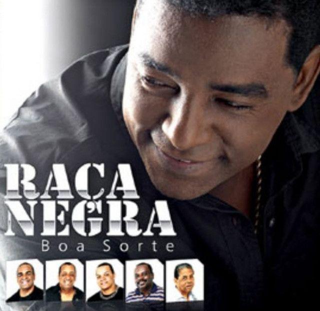 CD Raça Negra Boa sorte