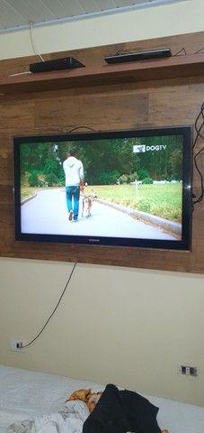 """TV Samsung 46"""" Não é SMART"""