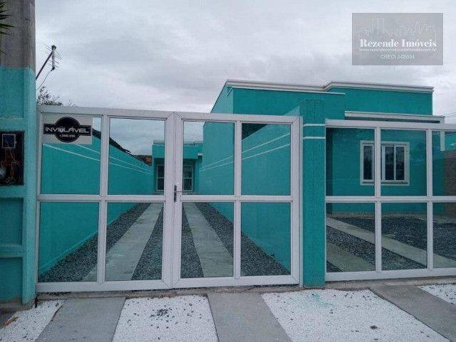 T-CA0433 Casa com 2 dorm à venda, 65 m² por R$ 220.000,00 - Brejatuba - Guaratuba/PR - Foto 6
