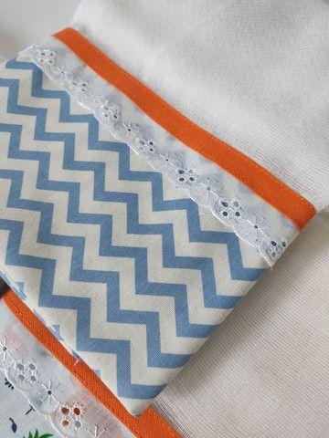 Fraldas e toalhas personalizadas - Foto 3