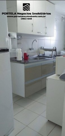 Apto na Serraria, 2 quartos, suíte, móveis fixos na cozinha, elevador. - Foto 8