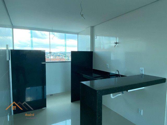 Apartamento com 2 quartos suíte e elevador à venda, 50 m² por R$ 260.000 - Santa Mônica -  - Foto 8
