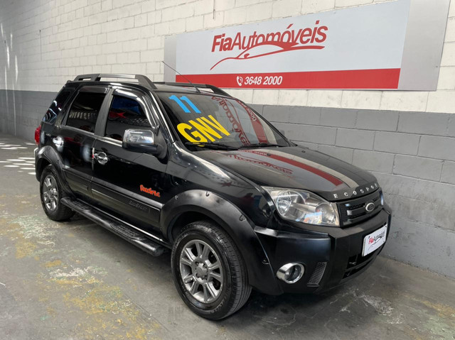Ford Ecosport Freestyle 1.6 Completo 2011