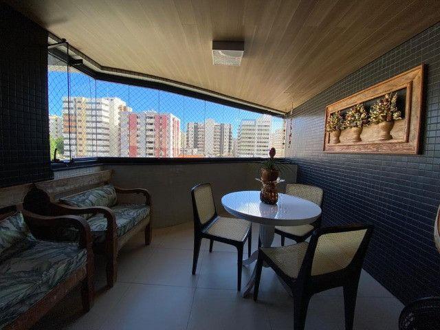 Apartamento 3 Suítes, Mobiliado, 157m², Alto Padrão - Ponta Verde - Foto 20