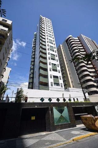 Apartamento com 3 quartos (uma suíte) próximo ao Parque da Jaqueira