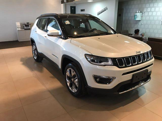 jeep compass limited 2018 2017 carros parque esplanada iii valpara so de goi s olx. Black Bedroom Furniture Sets. Home Design Ideas