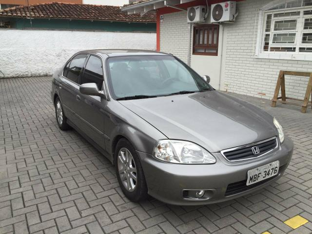 Good Honda Civic 2000 LX Completo