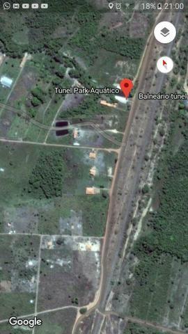 Vendo terreno p/ chácara proximo ao Túnel