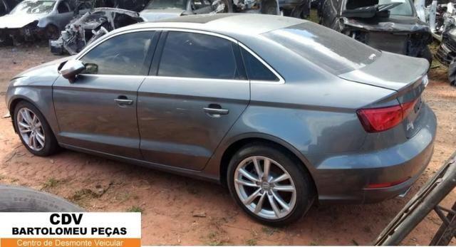 Peças Sucata Audi A3 Tsfi sedan 2016 e 2017 - Foto 10